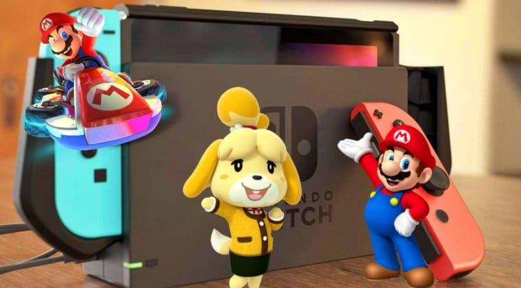 Imagen de Los 10 juegos más vendidos de Nintendo Switch; Animal Crossing: New Horizons arrasa