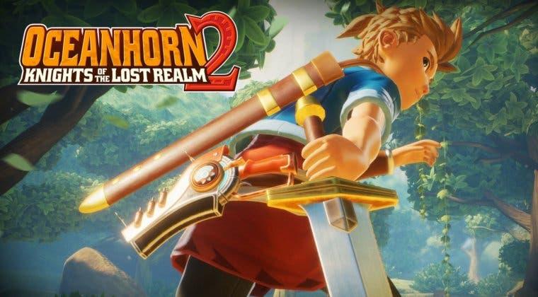 Imagen de La primera versión de Oceanhorn 2 para Switch funcionaba a 13 fps