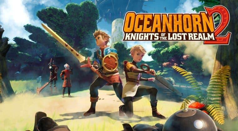 Imagen de Oceanhorn 2: Knights of the Lost Realm anuncia ventana de lanzamiento en Switch
