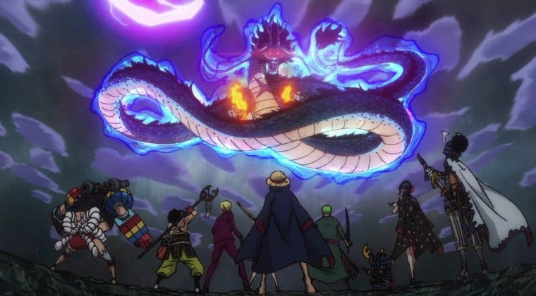 Imagen de One Piece presenta Dreamin' on, su espectacular opening 23