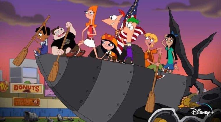 Imagen de El loco tráiler de Phineas y Ferb: Candace contra el Universo, la nueva película de Disney Plus