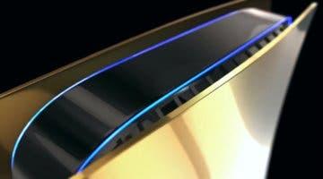 Imagen de Así luce la exclusiva PS5 de oro de 24 kilates en vídeo