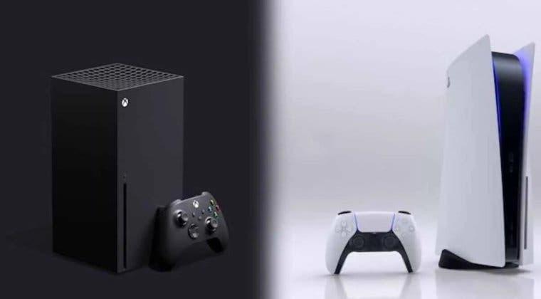 Imagen de PS5 doblará en ventas a Xbox Series X, según un grupo de analistas