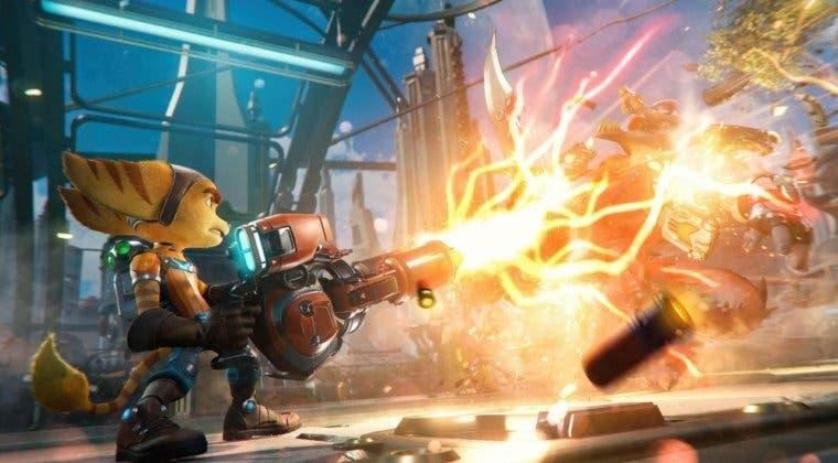 Imagen de Ratchet & Clank: Rift Apart llegará 'en la ventana de lanzamiento de PS5'