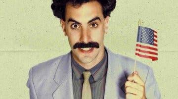 Imagen de Borat 2 ya tiene un extraño y curioso título oficial