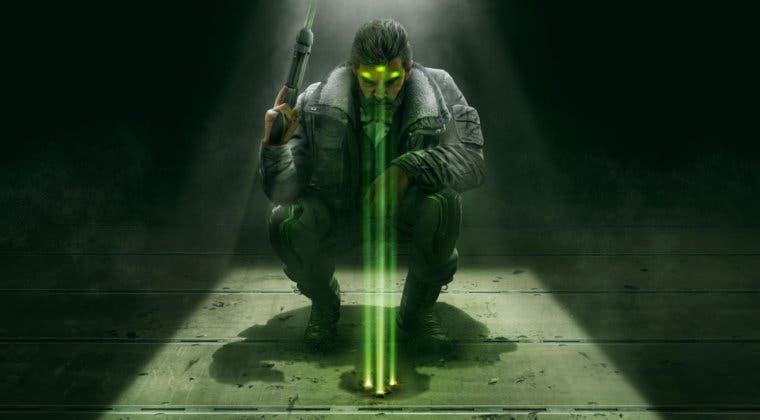 Imagen de Sam Fisher (Splinter Cell) se confirma como nuevo Operador de Rainbow Six Siege