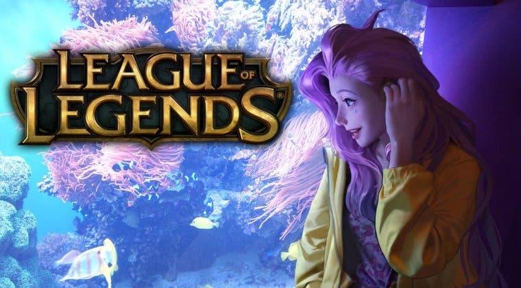 Imagen de Seraphine podría ser el próximo campeón de League of Legends