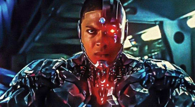 Imagen de Snyder Cut: Zack Snyder revela una nueva imagen de Victor Stone