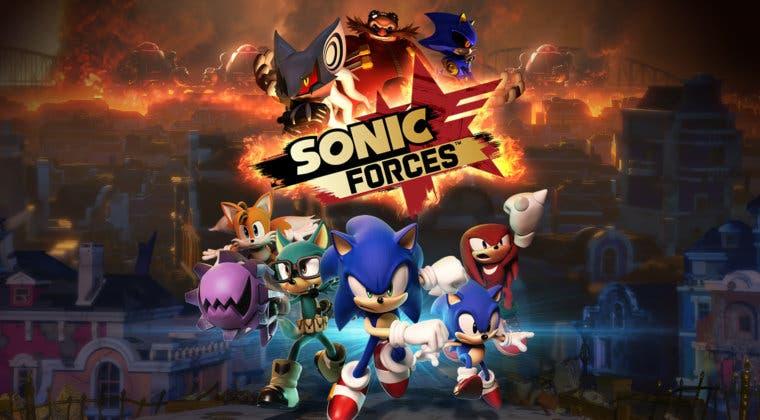 Imagen de Sonic Forces 2 habría sido filtrado en la web de SEGA para 2021