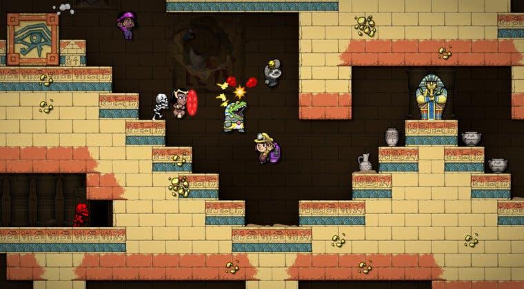 Imagen de Spelunky 2 revela su fecha de estreno en PS4
