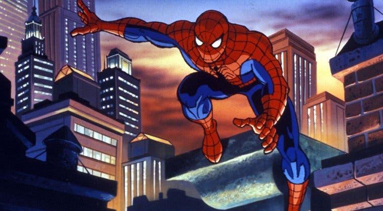 Imagen de El actor que doblaba a Spider-man en la serie de los 90 quiere aparecer en Un Nuevo Universo 2