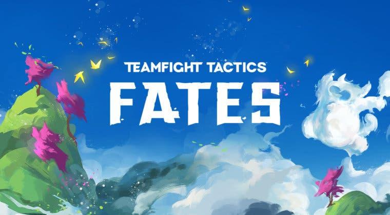 Imagen de TFT presenta 'Fates', con nuevos sets de personajes en la versión 10.19