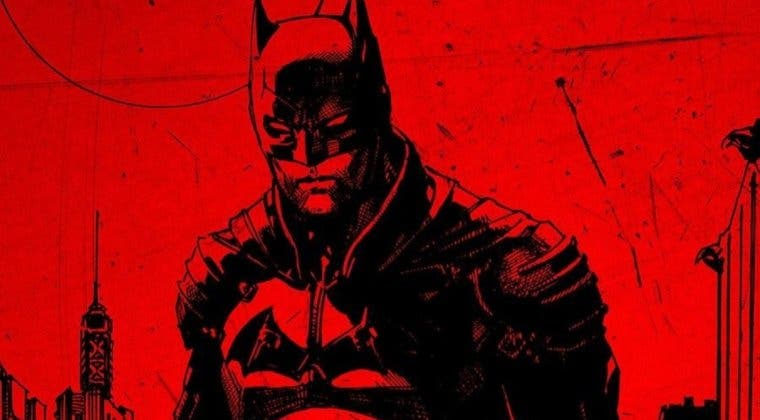 Imagen de The Batman revela su espectacular logo oficial