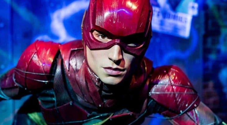 Imagen de The Flash: Grant Morrison compara su guión con el de Regreso al Futuro