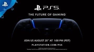 Imagen de Se filtra la posible fecha de un evento de PS5 en agosto