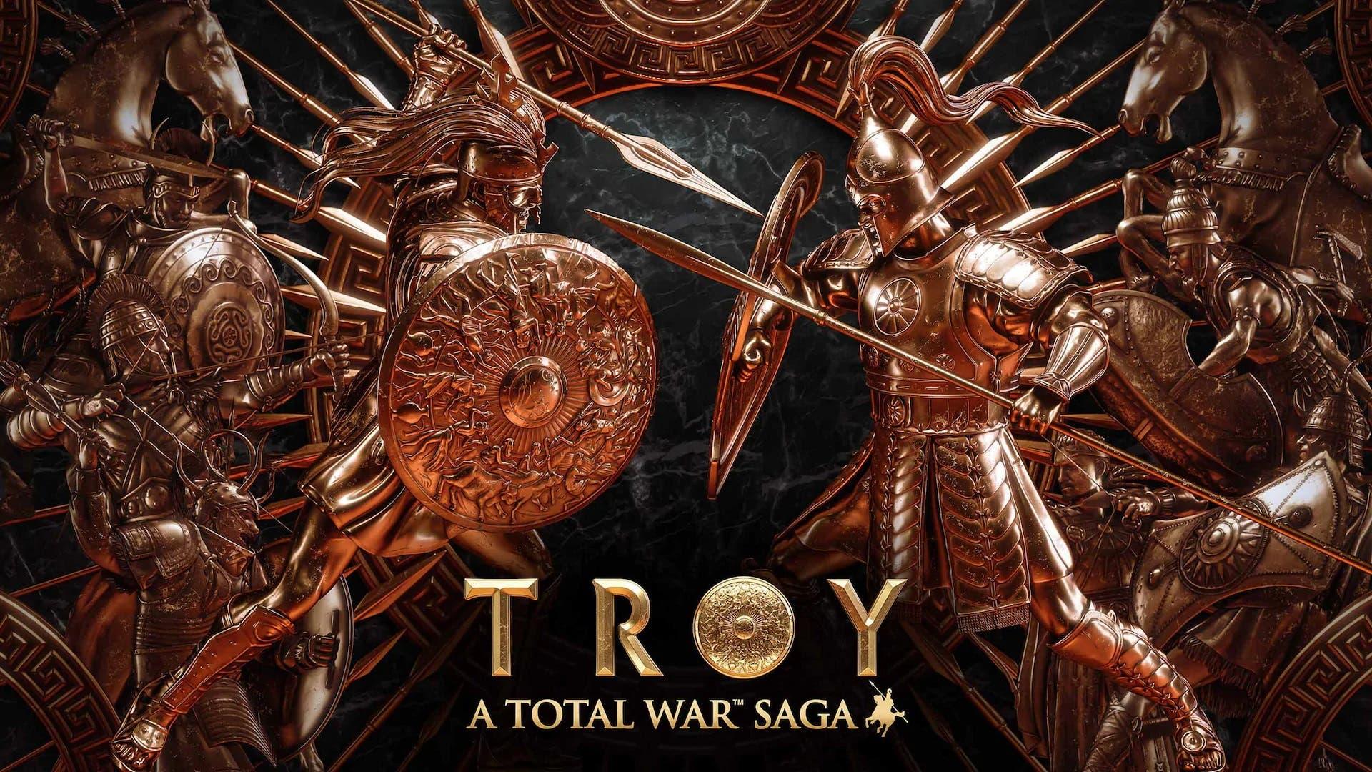 Hazte con Total War Saga: TROY gratis durante las próximas ...