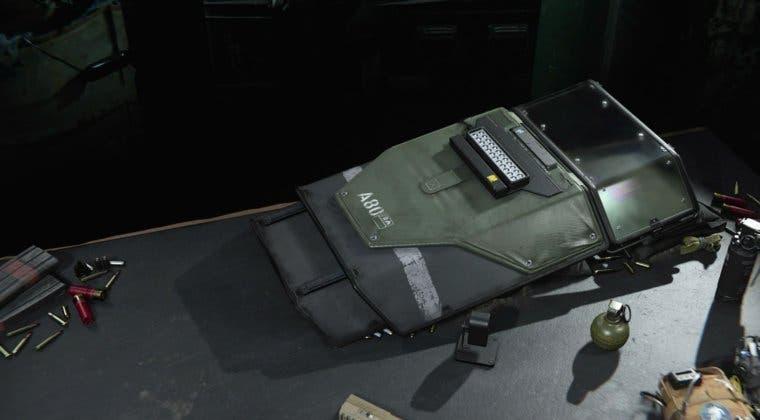 Imagen de Un bug de Call of Duty: Warzone convierte al escudos antidisturbios en el objeto más inútil