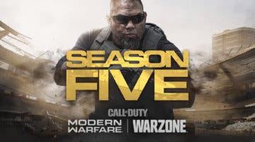 Imagen de Notas del parche y todos los cambios de la temporada 5 de Call of Duty: Warzone y Modern Warfare