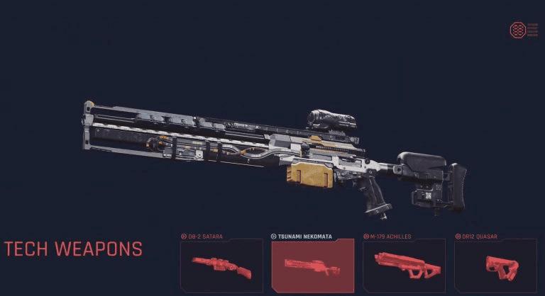 Cyberpunk 2077: clases de armas, rarezas, caminos de vida, gameplay y más