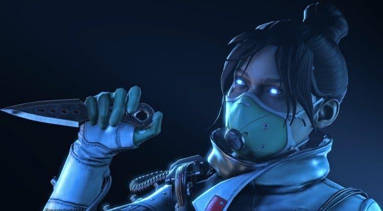 Imagen de Apex Legends revela la caída en la popularidad de Wraith y futuros nerfeos para Caustic