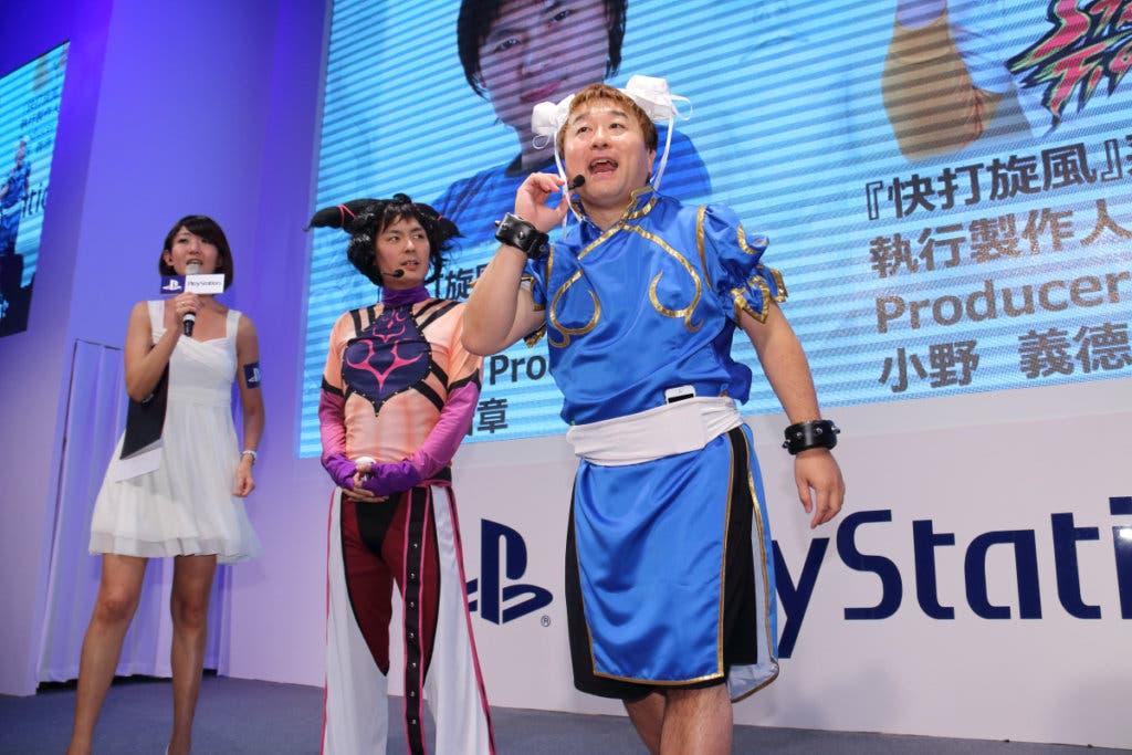 El productor de Street Fighter, Yoshinori Ono, deja Capcom tras más de 30 años