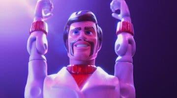 Imagen de Demandan a Disney y Pixar por el personaje de Keanu Reeves en Toy Story 4