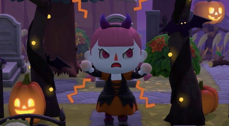 Imagen de Animal Crossing: New Horizons - guía del evento de Halloween y recompensas