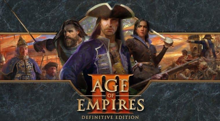 Imagen de Análisis Age of Empires III: Definitive Edition