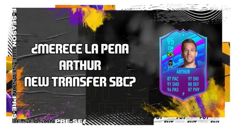 Imagen de FIFA 20: ¿Merece la pena Arthur Melo New Transfer? + Solución de su SBC