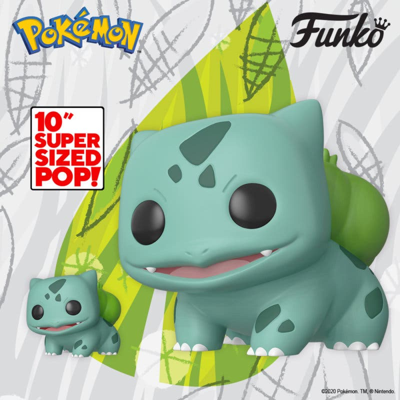 Bulbasaur POP