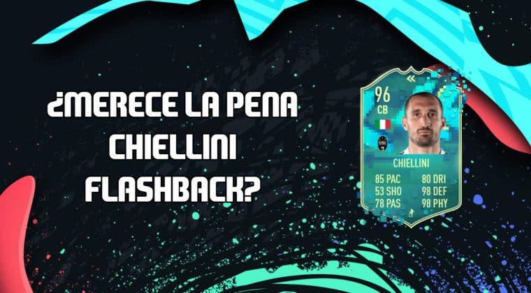Imagen de FIFA 20: ¿Merece la pena Giorgio Chiellini Flashback? + Solución de su SBC