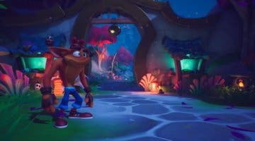 Imagen de Crash Bandicoot 4: It's About Time para PlayStation 5 se muestra en un nuevo gameplay