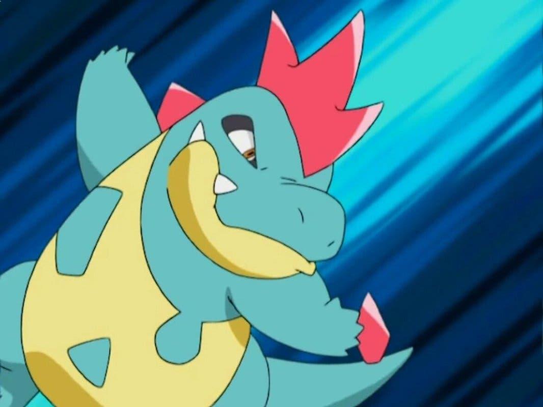 Croconaw Pokémon