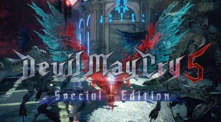 Imagen de Devil May Cry 5: Special Edition presentará un gameplay en el Tokyo Game Show