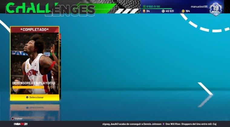 """Imagen de NBA 2K21 MyTeam: requisitos, recompensas y objetivos de los primeros desafíos """"Bajo los focos"""""""