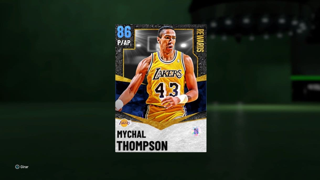 NBA 2K21 My Team