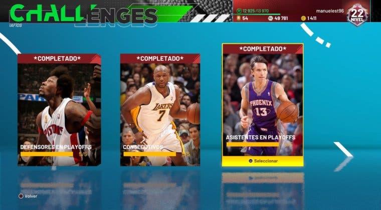 """Imagen de NBA 2K21 MyTeam: requisitos, recompensas y objetivos del tercer desafío """"Bajo los focos"""""""