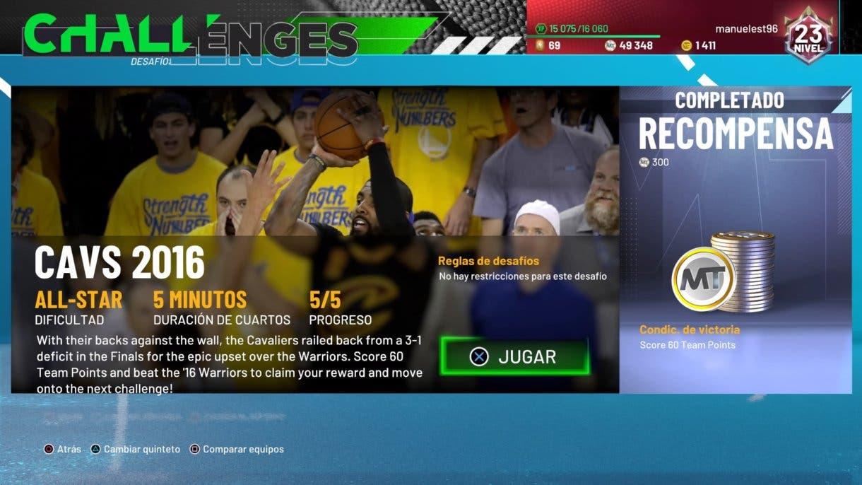 NBA 2K21 My Team Spotlight