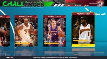 """Imagen de NBA 2K21 MyTeam: requisitos, recompensas y objetivos del cuarto desafío """"Bajo los focos"""""""