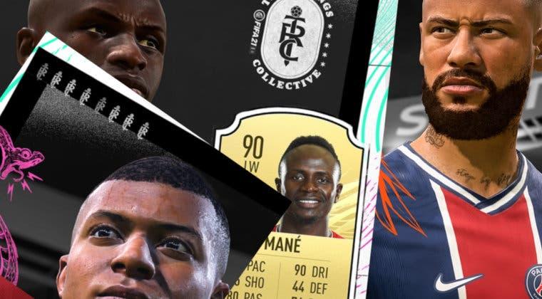 Imagen de FIFA 21: Desveladas las medias de los mejores jugadores de Ultimate Team