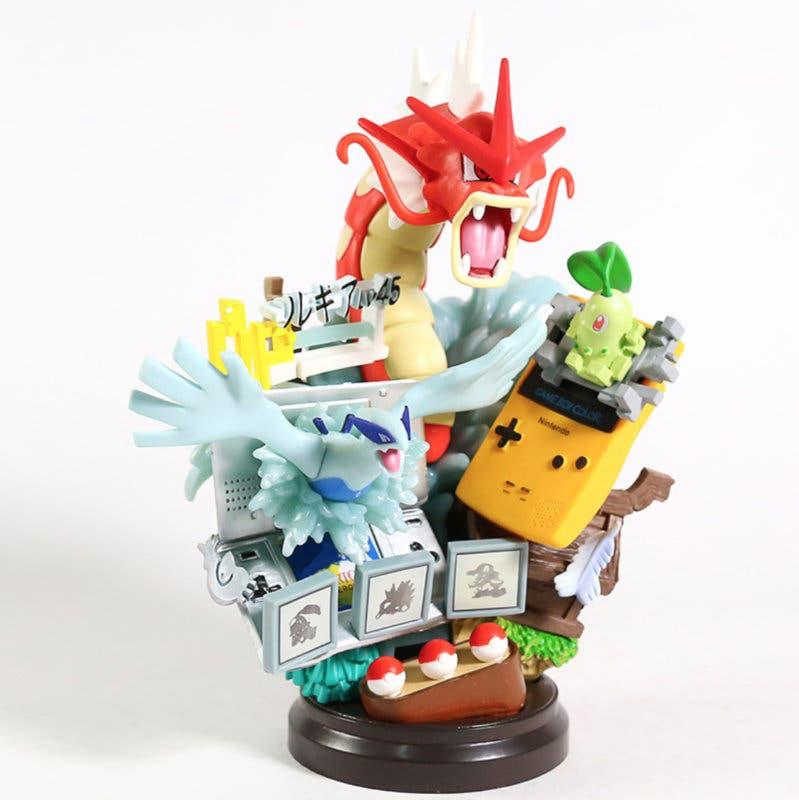 Figura Pokémon Plata