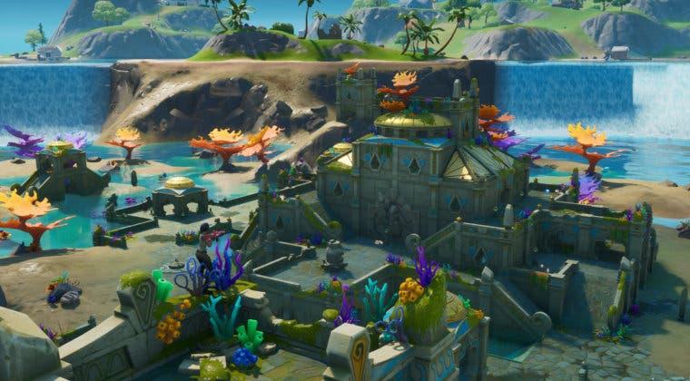 Imagen de Fortnite: Haz una señal a los Colegas Coral