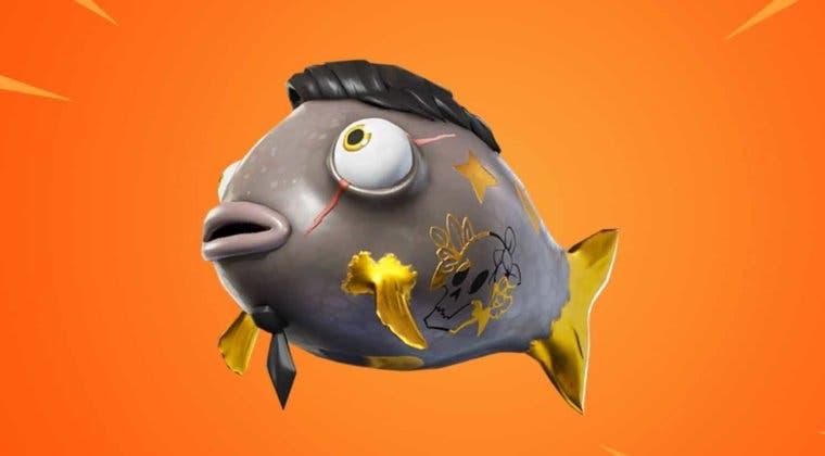 Imagen de Fortnite: guía para pescar el pez Midas y el pez Vendetta en la Temporada 4