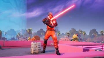 Imagen de Fortnite filtra nuevos personajes y objetos de Star Wars que llegarán en la Temporada 5