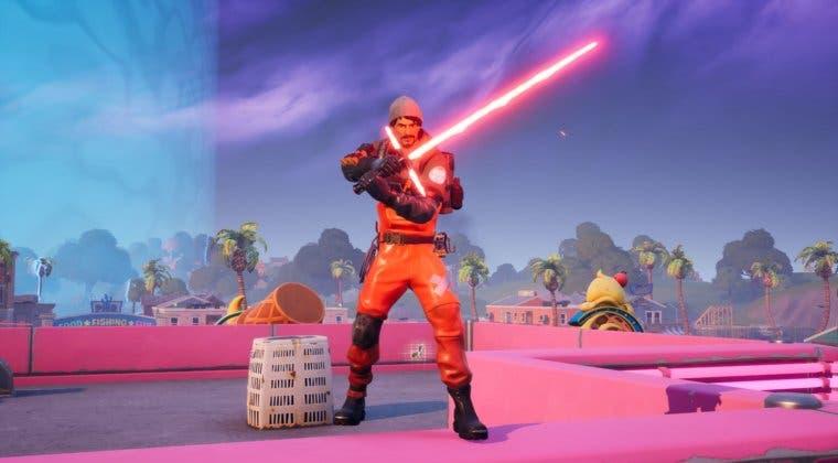 Imagen de Fortnite recibiría pronto nuevos objetos de Star Wars