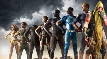 Imagen de La pulla de The Boys a Liga de la Justicia que solo debes ver si has terminado el capítulo 2x05