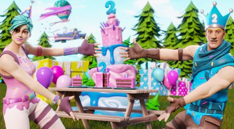 Imagen de Fortnite filtra varios cosméticos de su nuevo evento de cumpleaños 2020