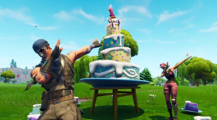 Imagen de Fortnite estaría preparando un nuevo evento de cumpleaños en la Temporada 4