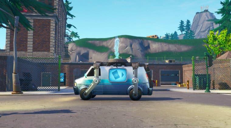 Imagen de Fortnite ha hecho un gran cambio en secreto a las furgonetas de reinicio