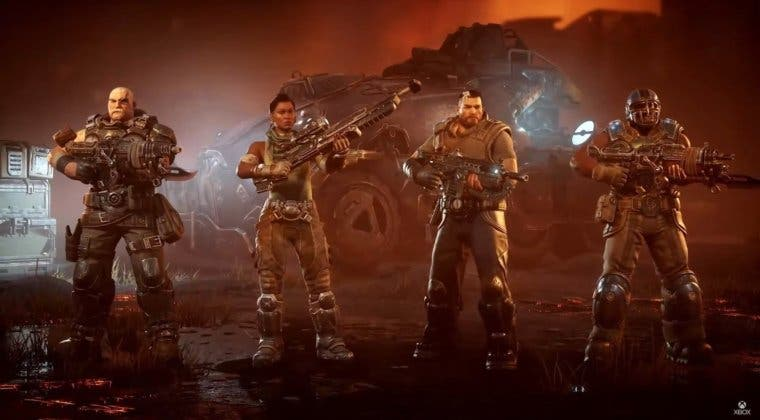 Imagen de Gears Tactics desvela su rendimiento en Xbox Series X y Series S